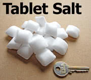 tablet salt for water softeners