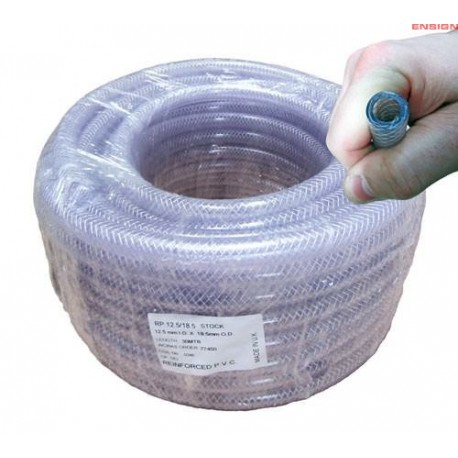 Reinforced Drain Hose 12mm