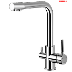 Apollo 3-Way Sink Tap chrome