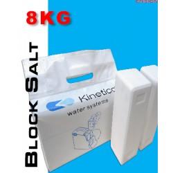Deliver my 25 x 8KG Block Salt